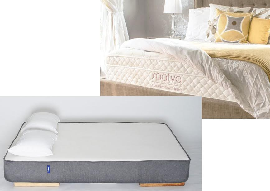 casper mattresses are very different because these are foam mattresses so should you choose a casper or saatva mattress read the comparisons below to - Saatva Mattress
