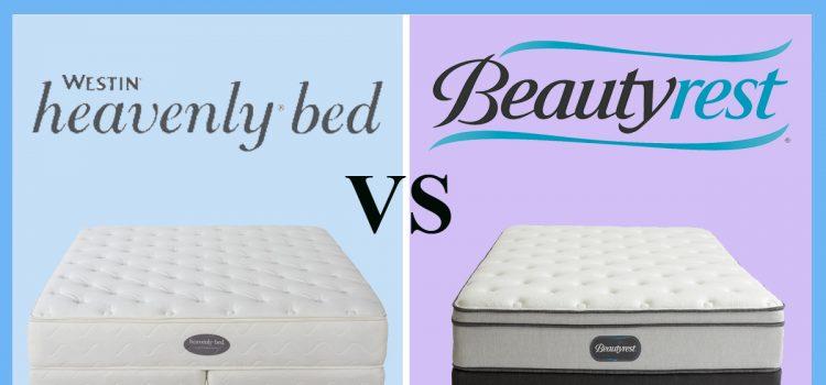 Tempurpedic Vs Sleep Number >> Westin Heavenly Bed Vs Simmons Beautyrest | Beddingvs