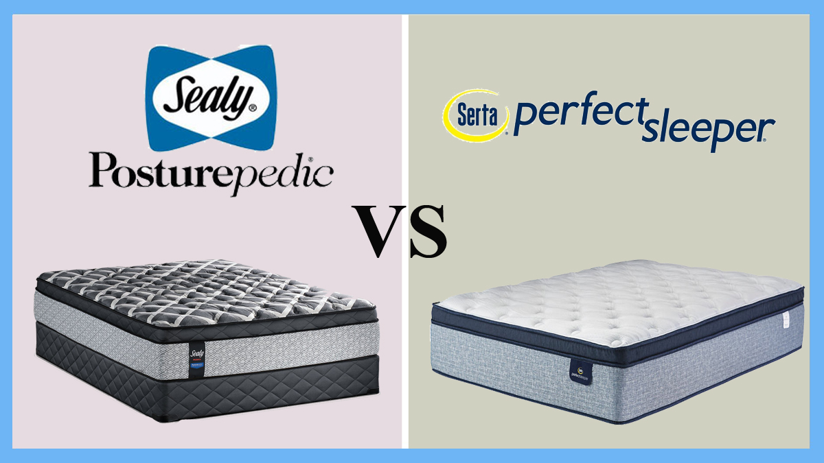 Sealy Posturepedic Vs Serta Perfect