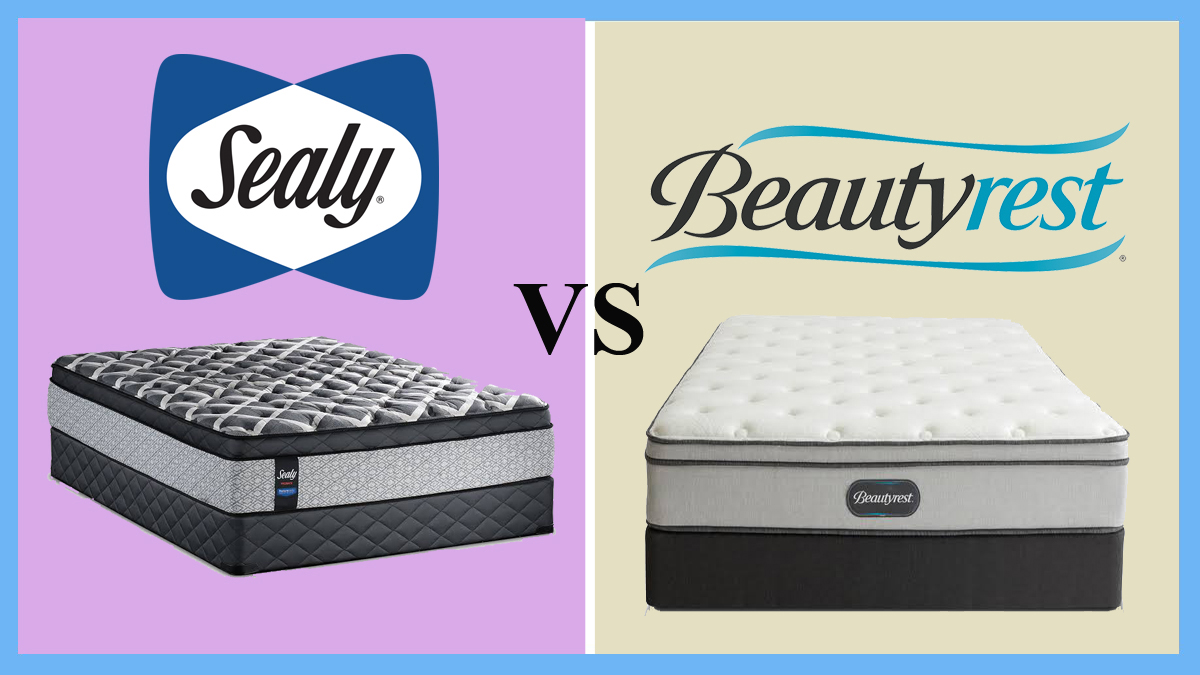 Sealy Posturepedic Vs Simmons
